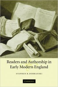 Readers & Authorship
