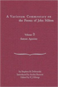 Variorum to Samson
